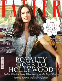 TATLER BEAUTY AWARDS 2012