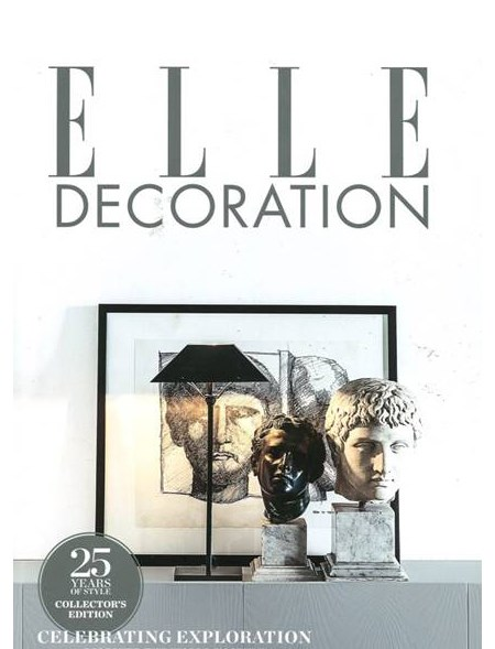 Elle Decoration, January 2014