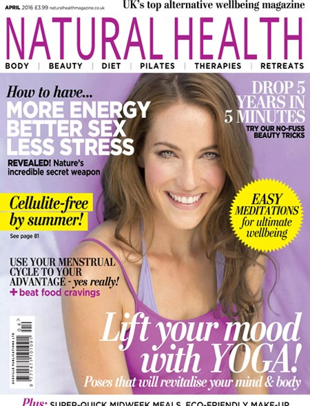 Natural Health, April 2016