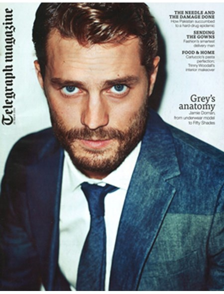 Telegraph Magazine, March 2014
